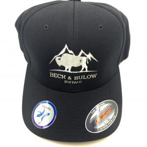 Beck and Bulow Embroidered Hat LXL