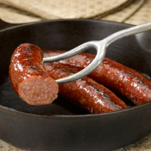 Bison Hickory Smoked Sausage 14 oz