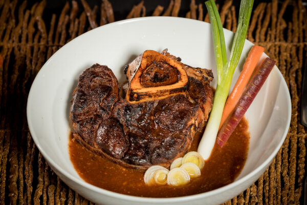 Bison Osso Buco 3-4 lbs