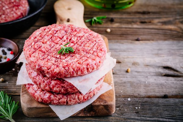 Bison Burger Patties 1 lb