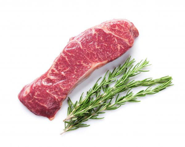 Bison New York Strip Steak 10-12oz