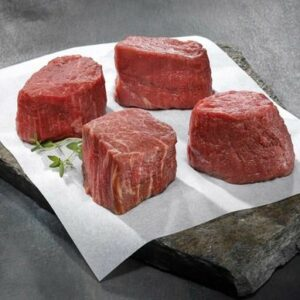 Beef Medallion Steaks 1 lb
