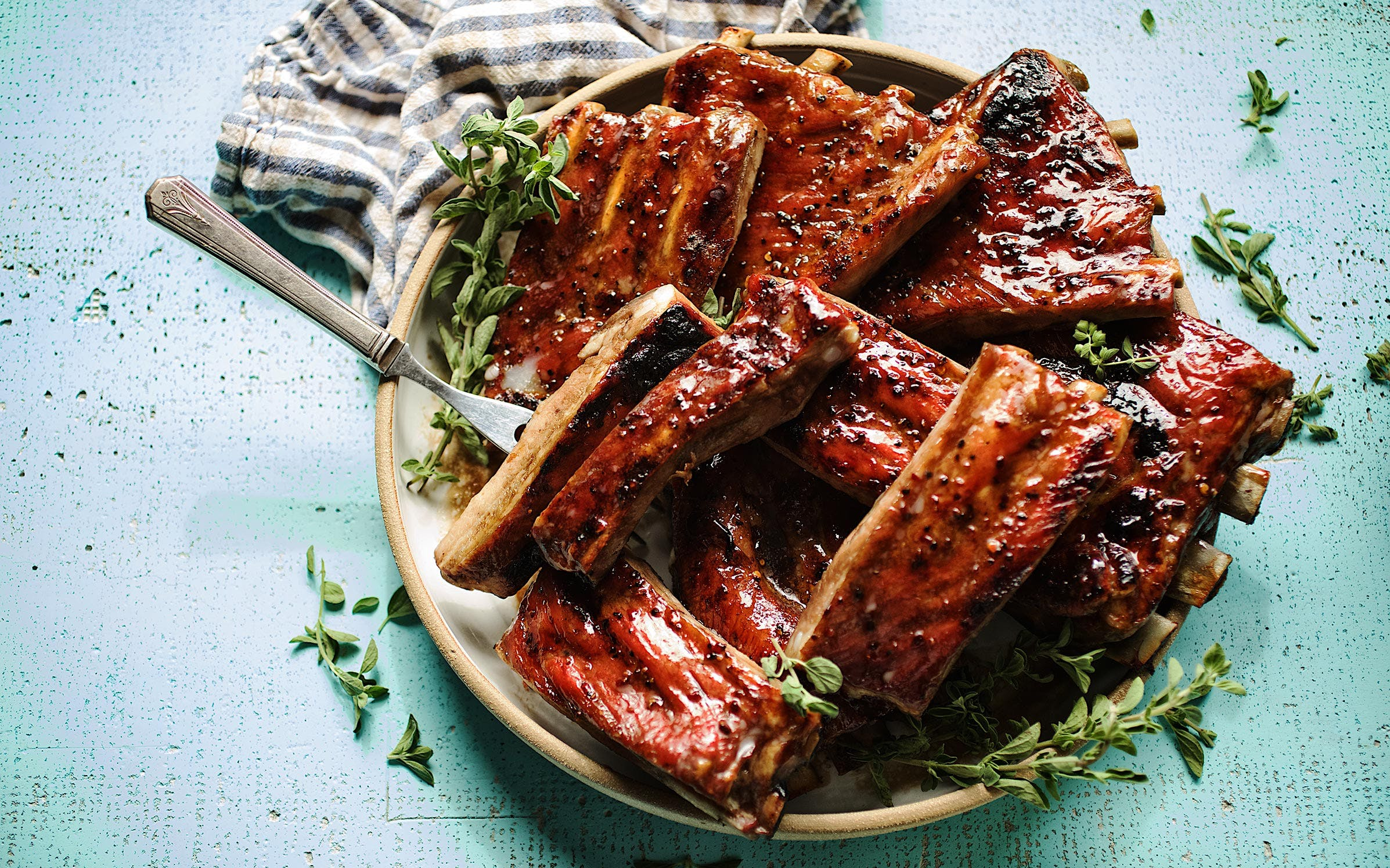 How To Make A Delicious Oven Roasted Wild Boar Rib Rack - Beck and Bulow