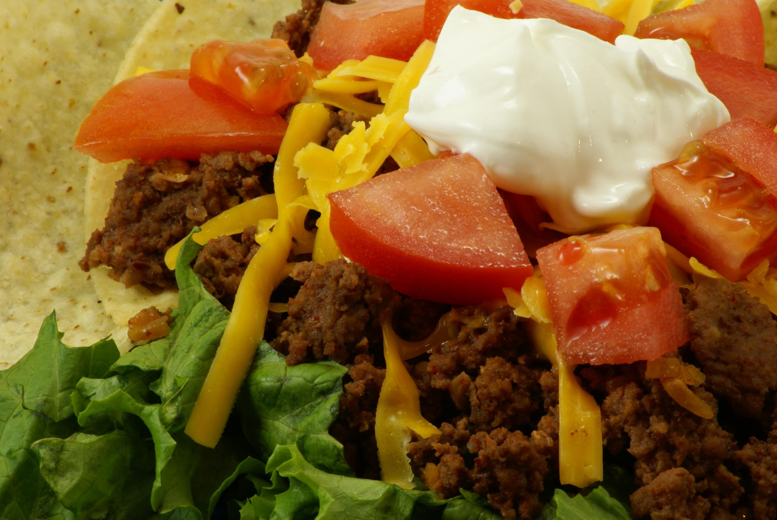 The Ultimate Taco Salad Recipe For A Crowd Pleasing Dinner - Beck and Bulow