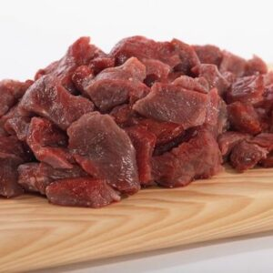 Beef Stew Meat Cubes 1 lb
