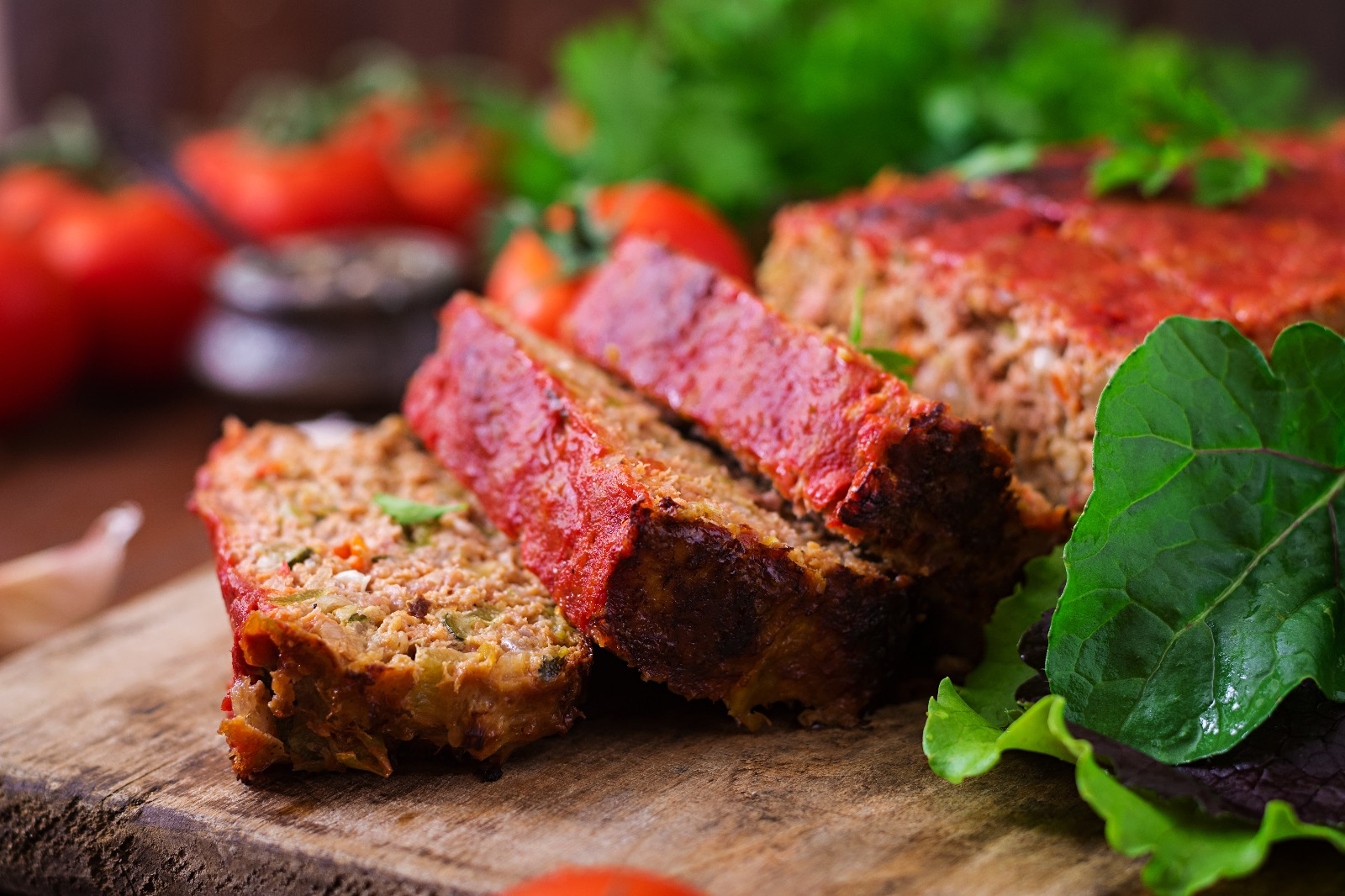 Mouthwatering And Tender Wild Boar + Bison Meatloaf Recipe - Beck & Bulow