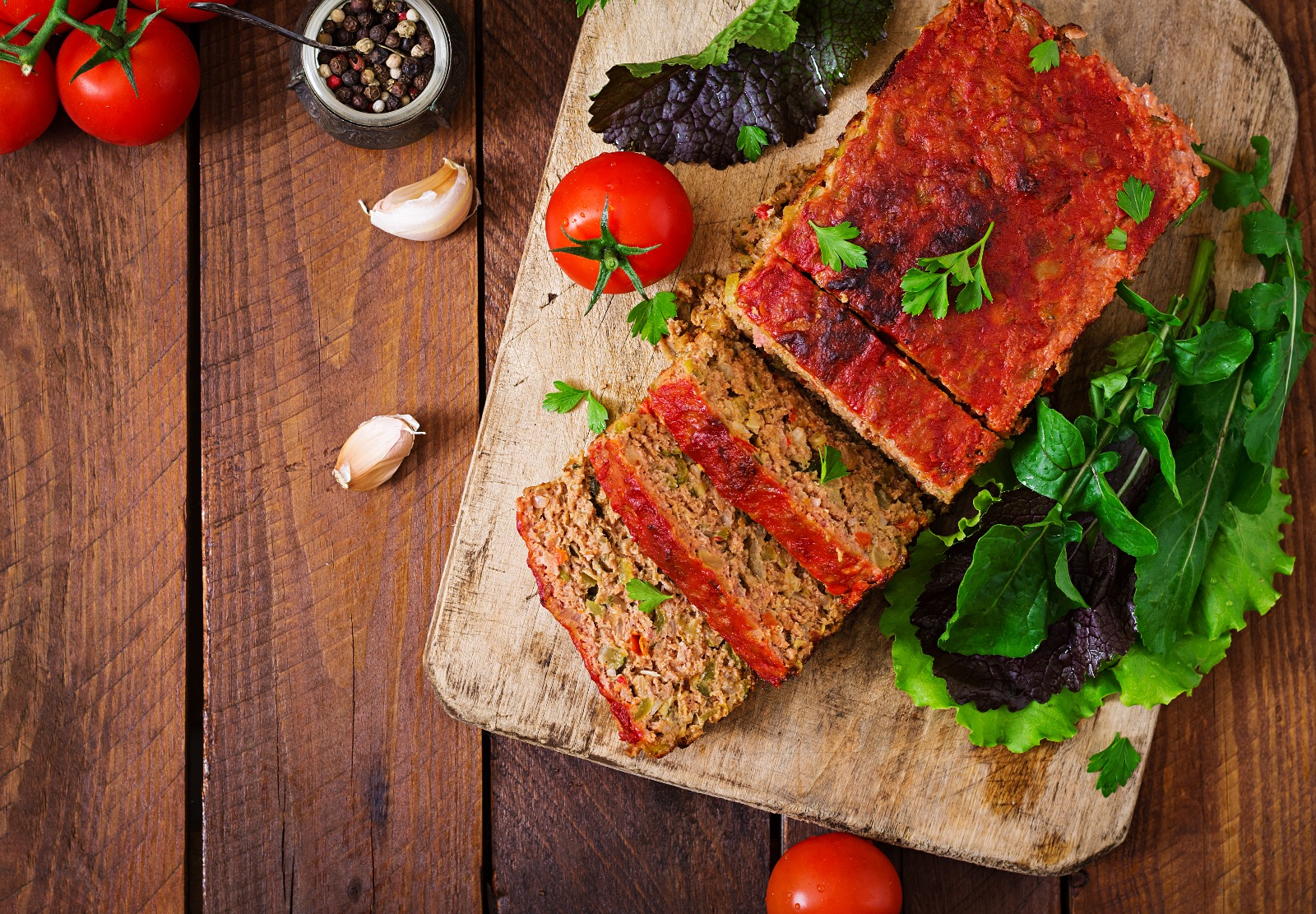 Mouthwatering Bison & Beef Meatloaf Recipes From Beck & Bulow Family