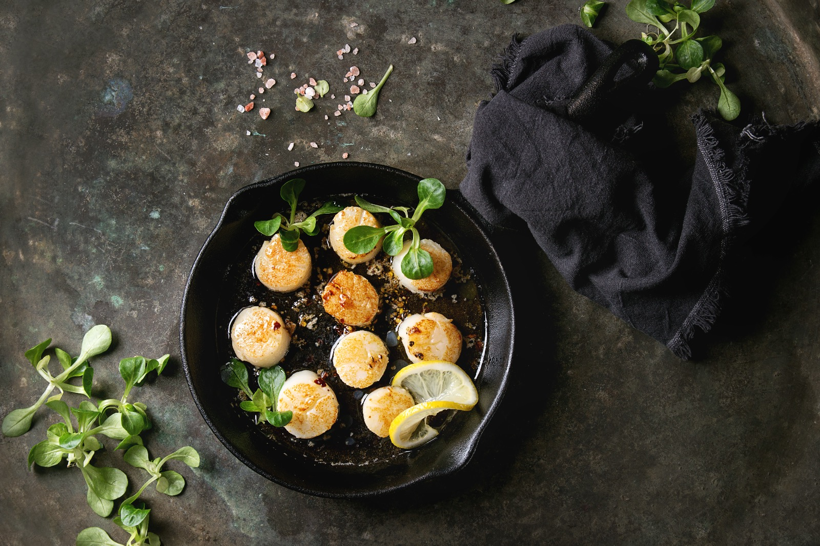Wild Caught Cape Cod Sea Scallops: Our Latest Offering - Beck & Bulow