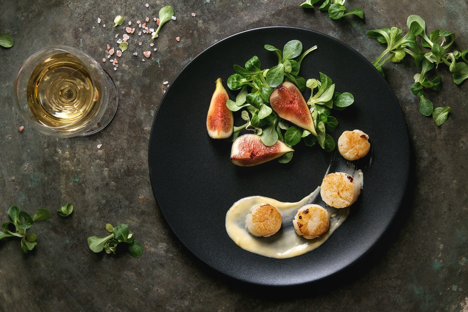 Quality Seafood To Pair With Something Light And Fresh - Sea Scallops - Beck & Bulow