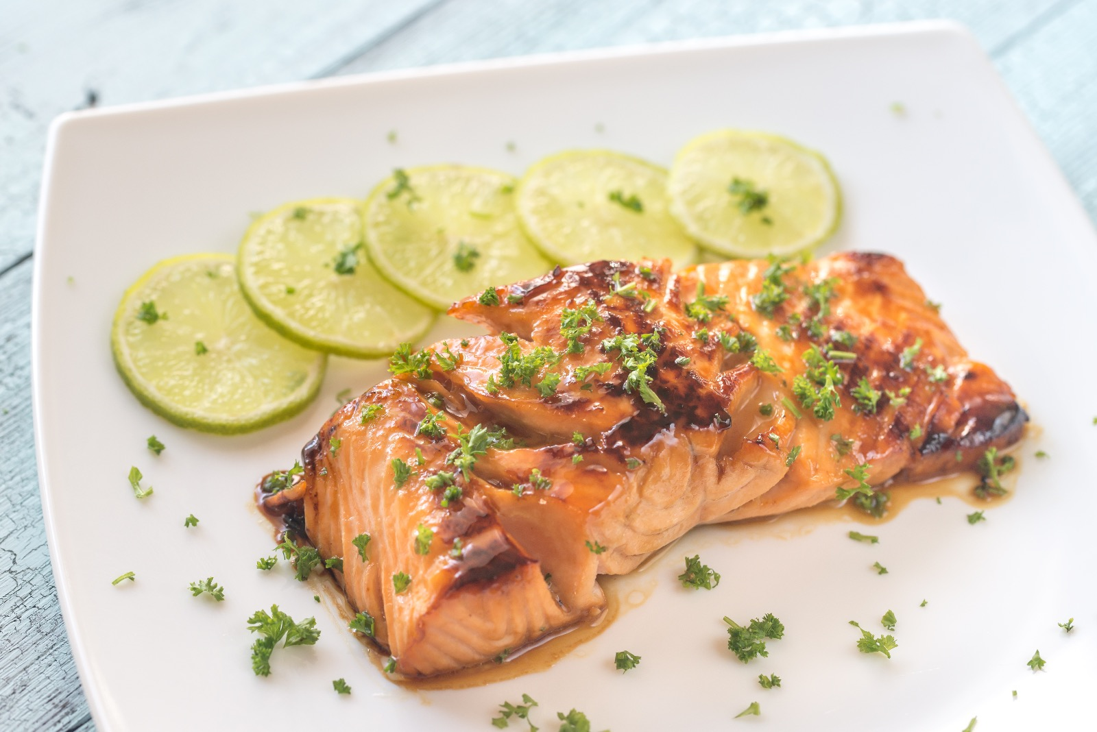 Delicious wild caught sockeye salmon - Seafood Recipes by Beck & Bulow Family