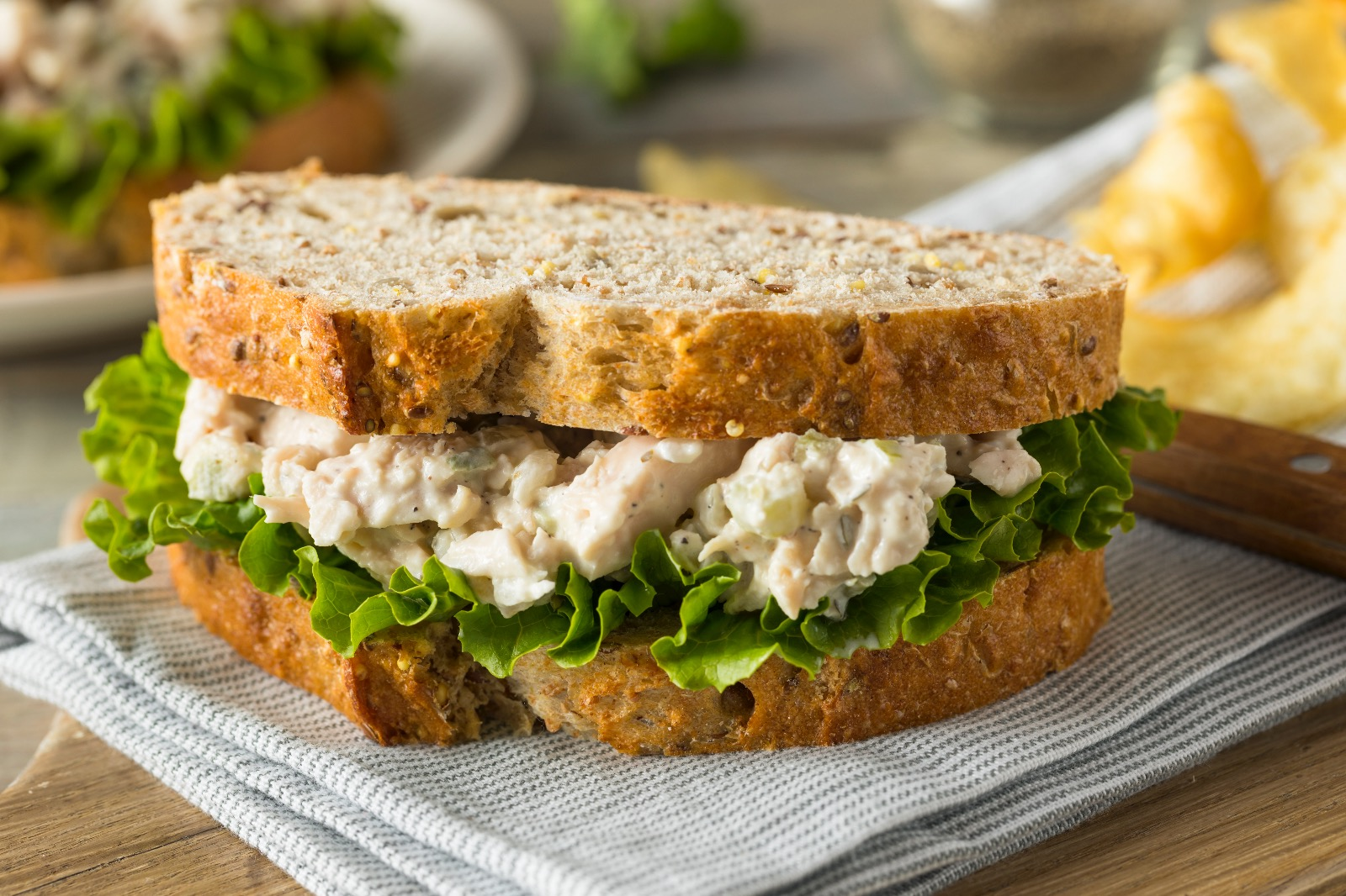 Lunch Recipe: How To Make The Best Chicken Salad Ever - Beck & Bulow