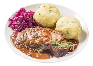 Traditional German Sauerbraten Recipe With Grass Fed Beef - Beck & Bulow