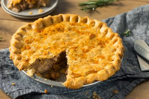 Classic Aussie Meat Pie Recipe From The Land Down Under - Beck & Bulow