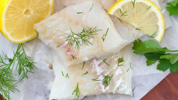 Wild Caught Alaskan Halibut 6 oz