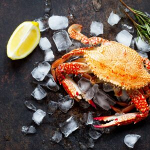 Wild Caught Dungeness Crab 1 lb