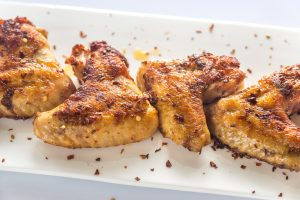 Delicious Dry-Rubbed & Oven-Baked Chicken Wings Recipe - Beck & Bulow