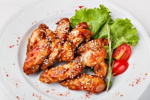 Addictive Asian Chicken Wings: Saucy, Crispy & Oven Baked - Beck & Bulow