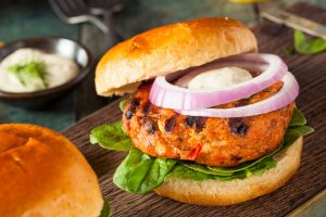 Homemade Salmon Burgers That'll Knock Your Socks Off - Beck & Bulow