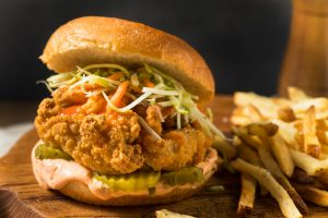 The Most Delicious Southern Style Chicken Sandwich Recipe - Beck & Bulow