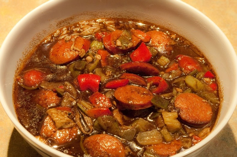 Recipe: New Orleans Style Creole Chicken & Okra Gumbo - Beck & Bulow
