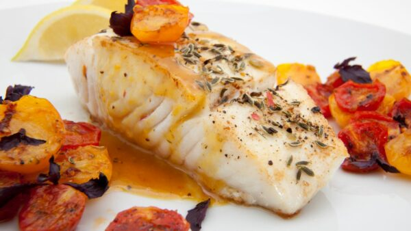 Wild Caught Alaskan Halibut