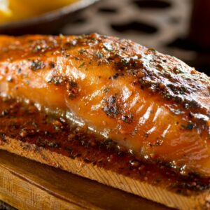 Smoked Sockeye Salmon 8 oz