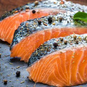 Smoked Keta Salmon 1 lb Original