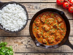 Recipe: Richly Spiced Coconut Curry With Ground Lamb - Beck & Bulow