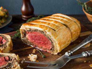 Beef Wellington (Or Bison Wellington) For The Holidays - Beck & Bulow