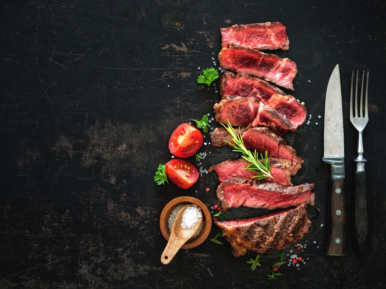 How To Cook Steak Perfectly Without A Meat Thermometer - Medium Rare Steak - Beck & Bulow