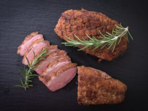 How To Prepare Delicious & Tender Muscovy Hen Duck Breast - Beck & Bulow